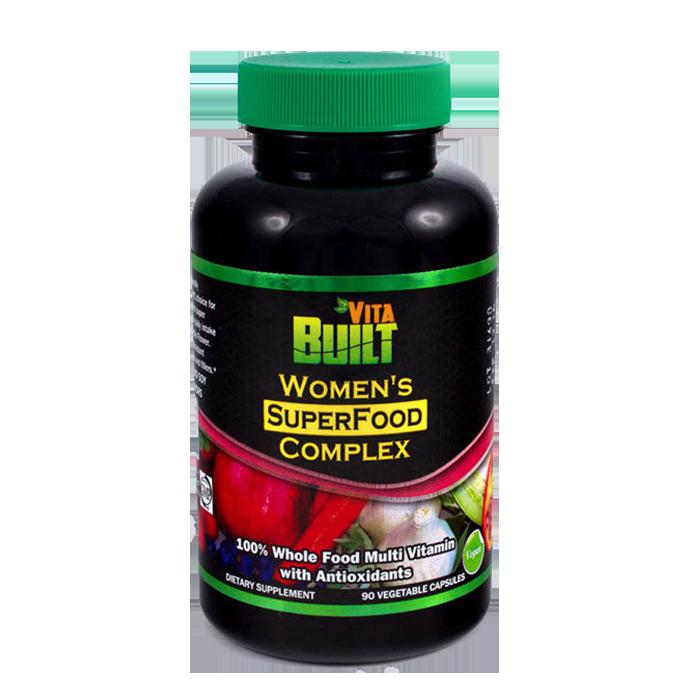 12d73fc8a VitaBuilt - WOMEN S MULTI - Get Swole Supplements