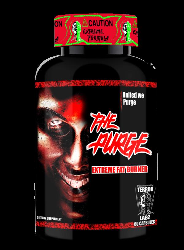 TERROR LABZ - THE PURGE - Get Swole Supplements